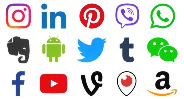 popular logo icons