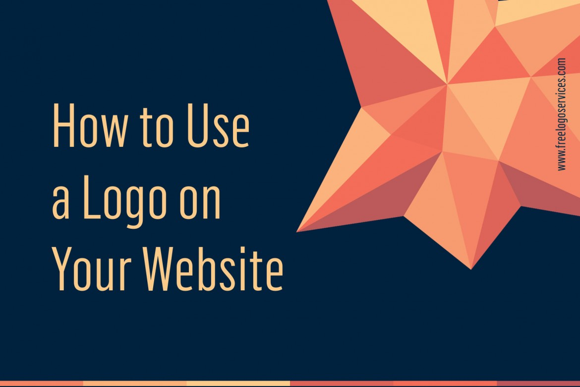 How to use a logo on your website
