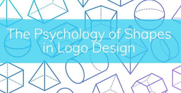 logo shapes background