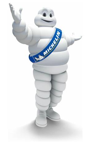 Michelin Tire mascot