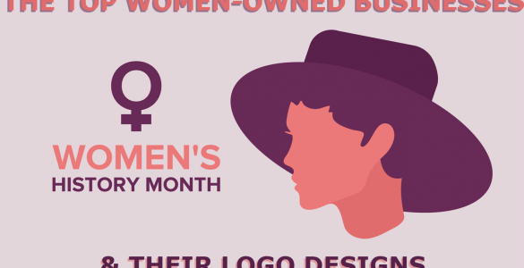 Women owned business logo designs