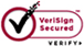 VeriSign Secured - Verify